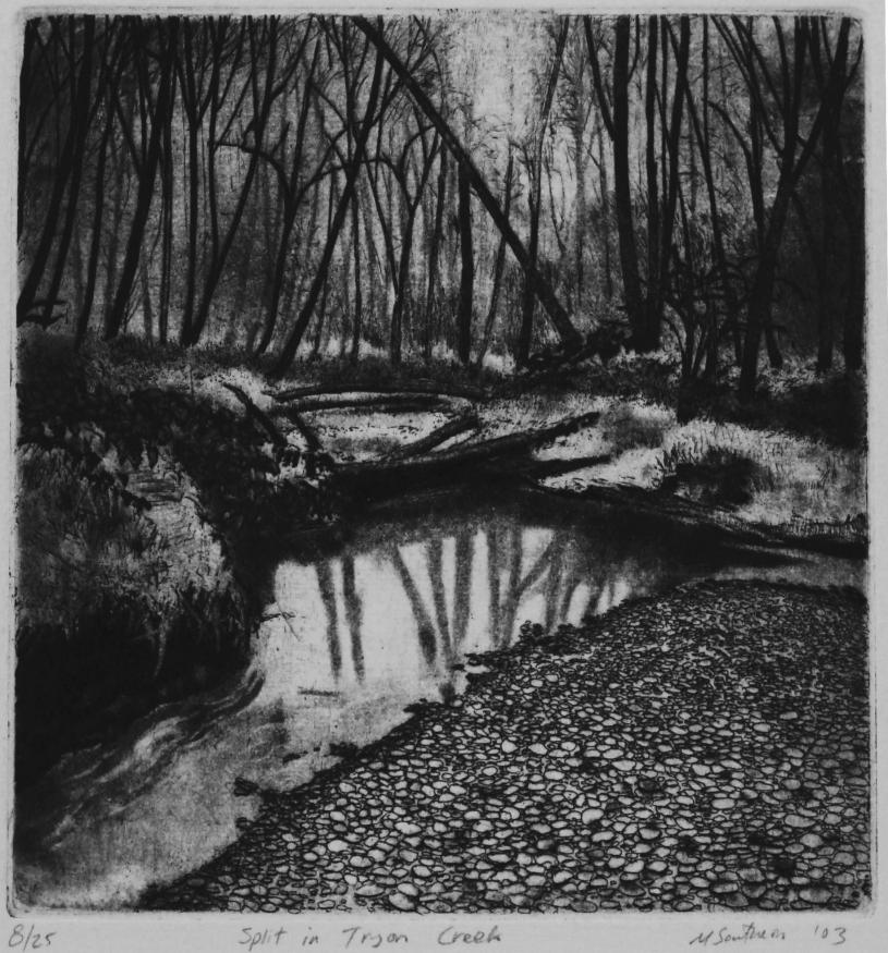 Split, Tryon Creek rs2016