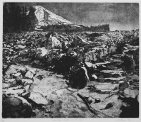 Boulder Field, Mt. St. Helens rs2016